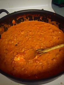 buffalo enchilada sauce with cream cheese