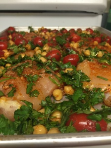 chicken and chickpeas precooked 2