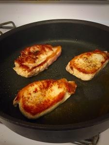 cider dijon porkchops pork cooking