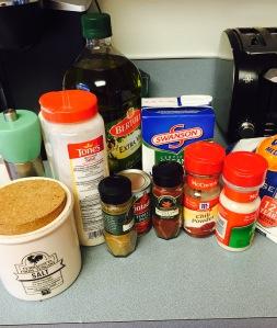 Homemade Enchilada Sauce Ingredients