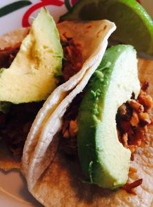 Cilantro Lime Tilapia Tacos complete 2