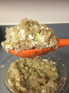 Hurry to the Table Cucumber and Feta Quinoa 2